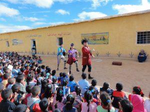 Viaje a los campamentos Saharahuis 2016