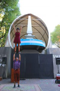 Gira por Chile y Argentina : Trotamundos por el mundo